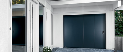 Aludoor for Porte de garage aludoor