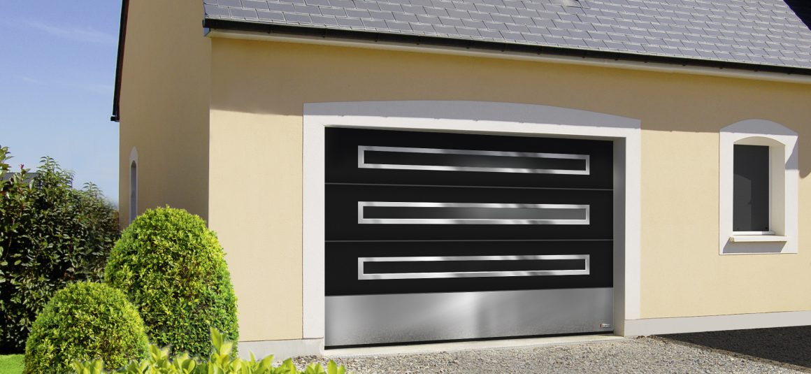 Plafond tendance hublot panoramique for Porte de garage aludoor